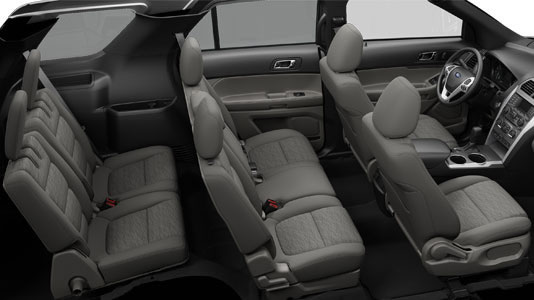 Ford Explorer Limited | PENNY RENT A CAR