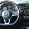 Nissan Rogue Front Panel View
