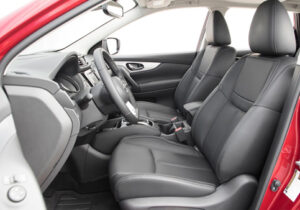 Nissan Rogue Front Side Interior View