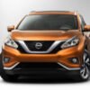 Nissan Murano Front View